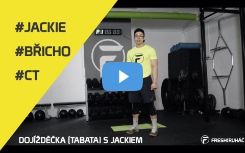 CT01 – Dojížděčka (Tabata) s Jackiem