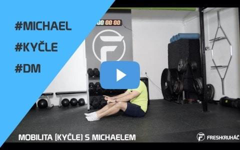 DM01 – Mobilita (kyčle) s Michaelem