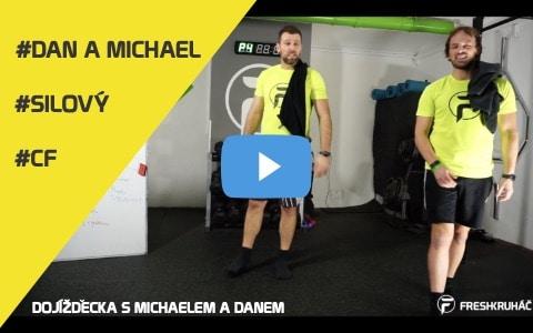 CF06 – Dojížděčka s Michaelem a Danem