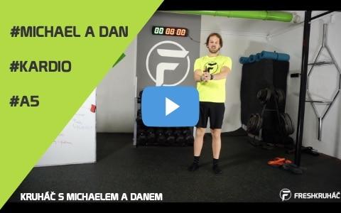 A501- Kruháč s Michaelem a Danem